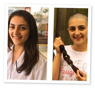 Cancer Council : Shave, Cut or Colour